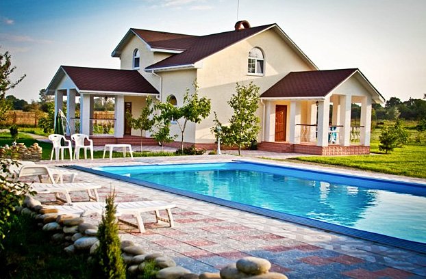 Загородные коттеджи посуточной аренды