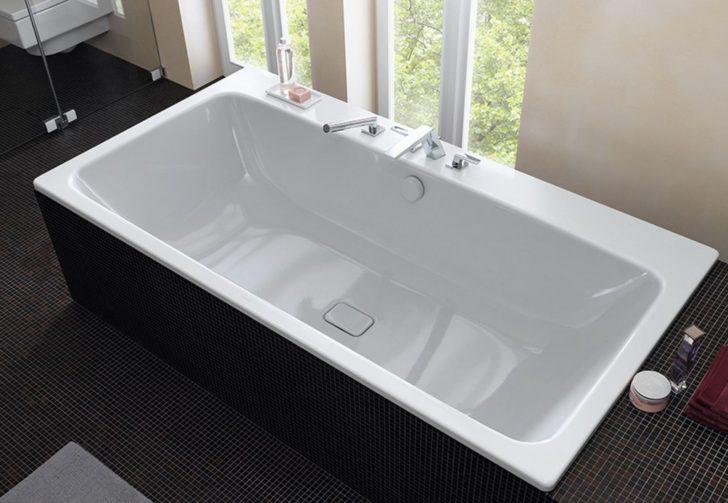 Плюсы и минусы стальных ванн