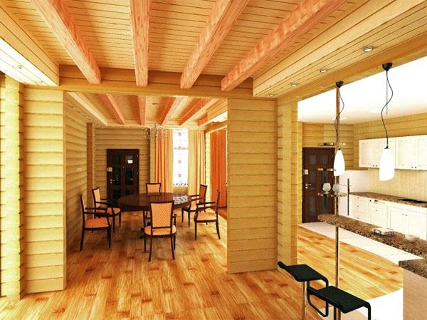 Какой фундамент для деревянных строений