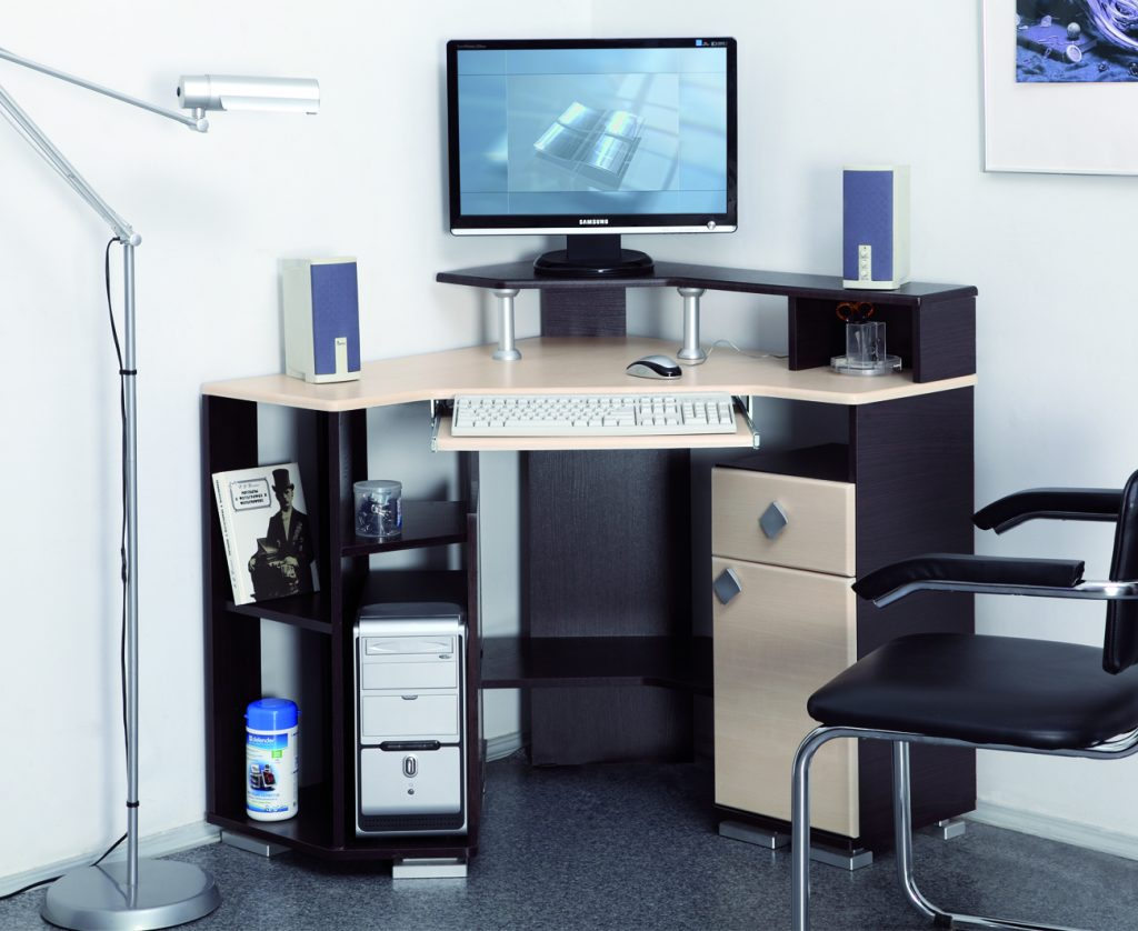 Компьютерные столы на индивидуальный заказ