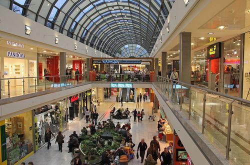 Торгово-развлекательный центр в Краснодаре — лучшее место для аренды