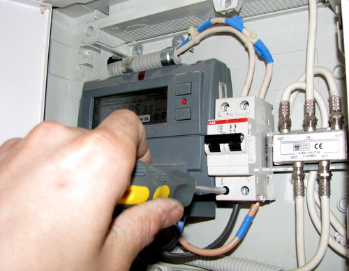 Некоторые тонкости в электромонтажных работах
