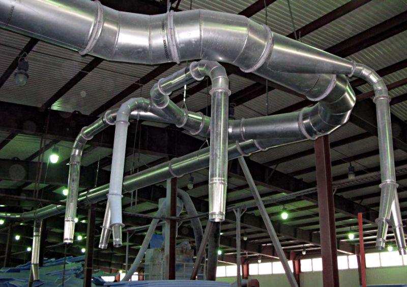 Системы промышленной вентиляции стоят немалых денег