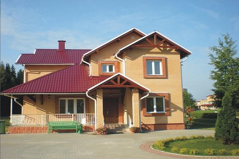 Строительство коттеджей в Нижнем Новгороде