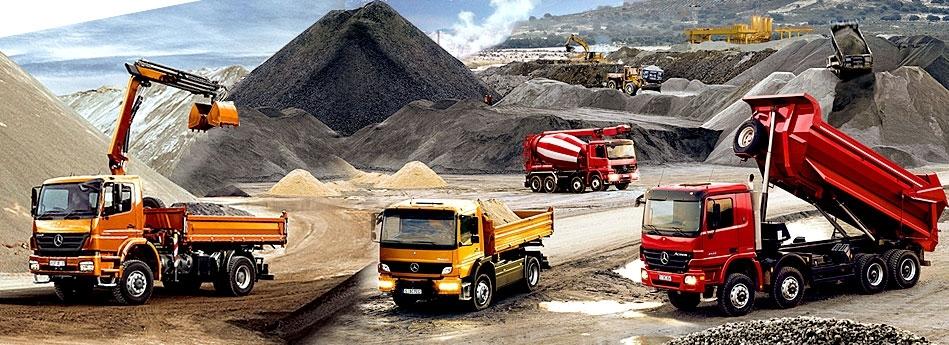 Подвоз грузов на строительные работы