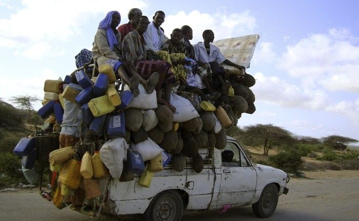 Перевозки людей и грузов
