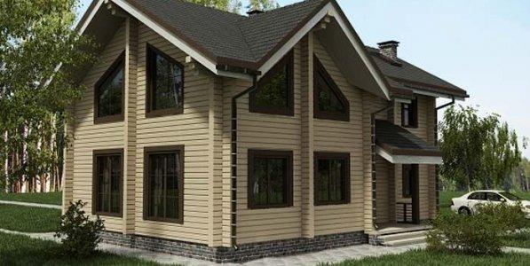 Популярность загородной недвижимости из профилированного бруса