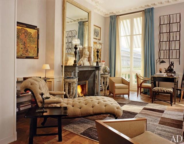 Особенности французского стиля в интерьере
