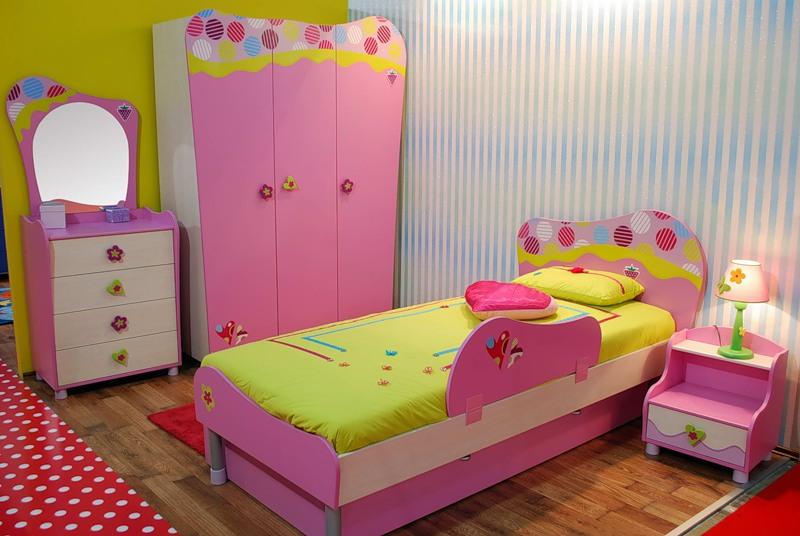 Какой должна быть кровать для ребенка