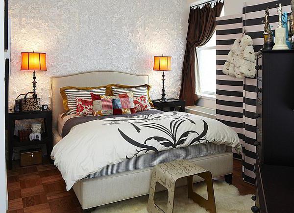 Секреты обустройства маленькой спальни