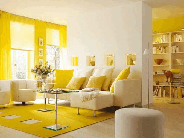 Влияние желтого цвета на психику человека