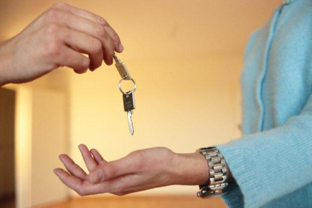 В поиска съема квартиры
