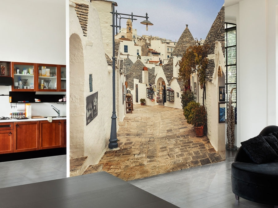 Фотообои для украшения помещения