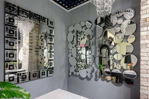 Зеркала, как элемент интерьера