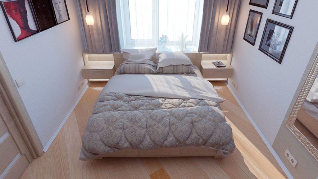 Обустраиваем уютную спальню
