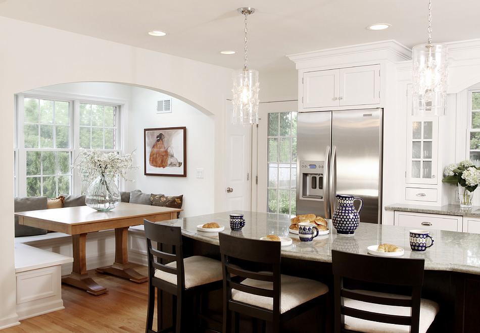 Как сделать кухню столовую