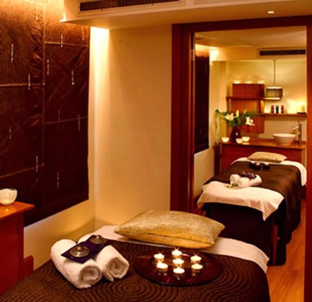 SPA-дизайн для гостиниц