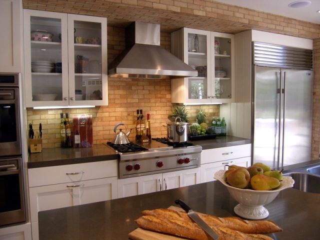 Дизайн кухни бывает разным