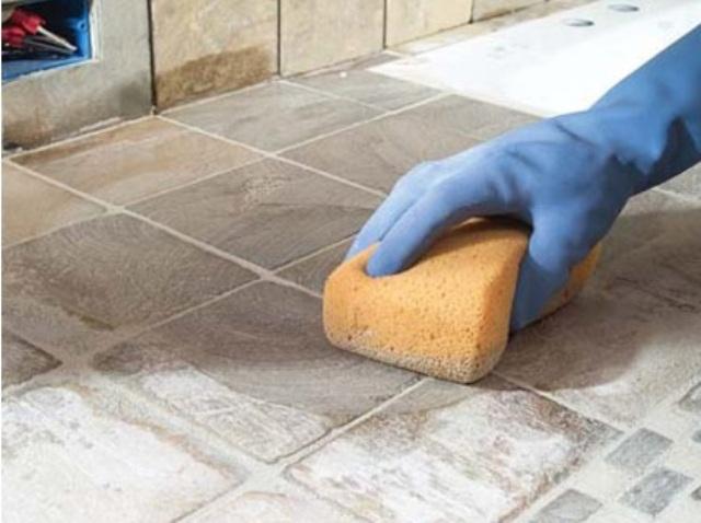 Как ухаживать за плиткой из керамики