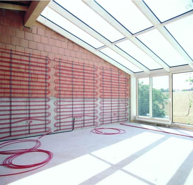 Стеновое покрытие для помещений с повышенной влажностью