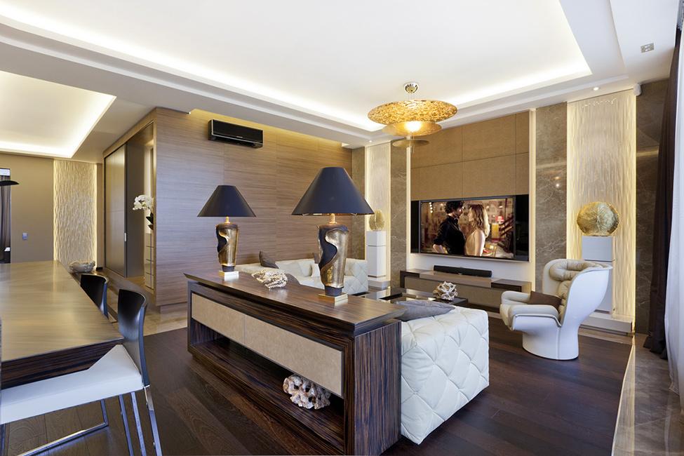 Расчет пропорций в дизайне квартиры