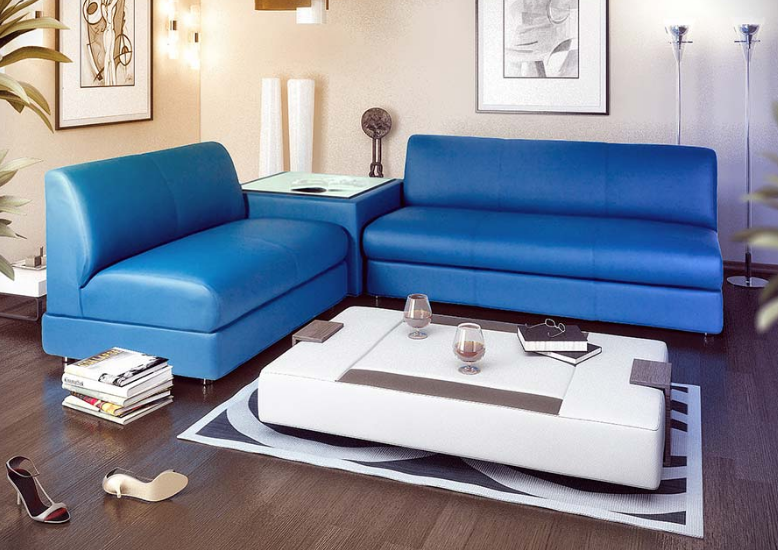 Как правильно выбрать диван в офис