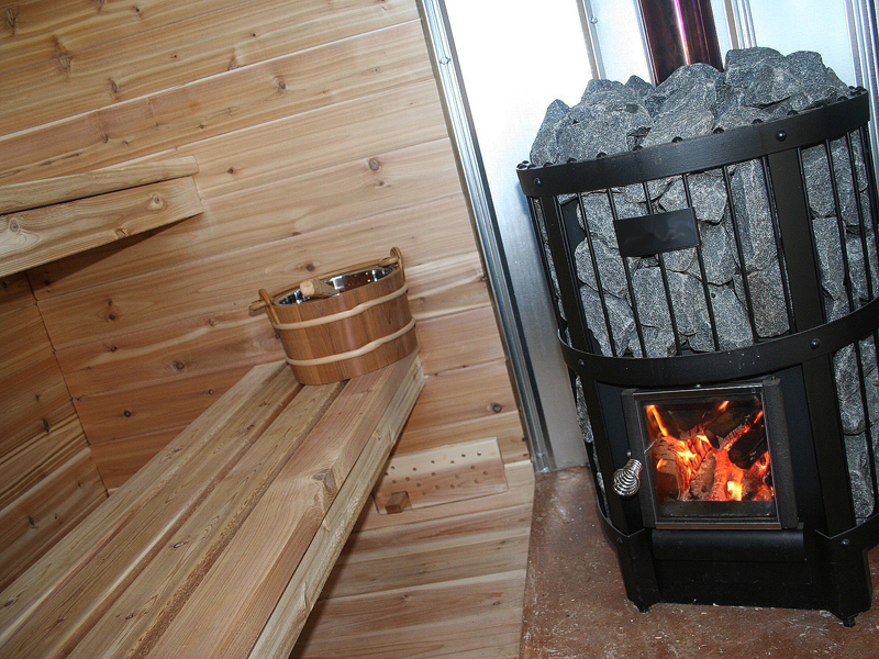Финские электрические печи Harvia
