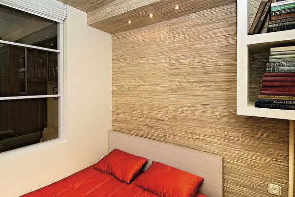 Практичные листовые панели в интерьере
