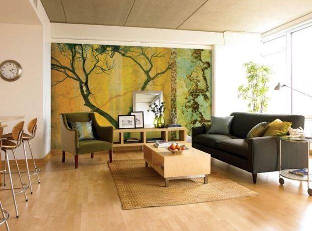 Декор в дизайне интерьера квартиры