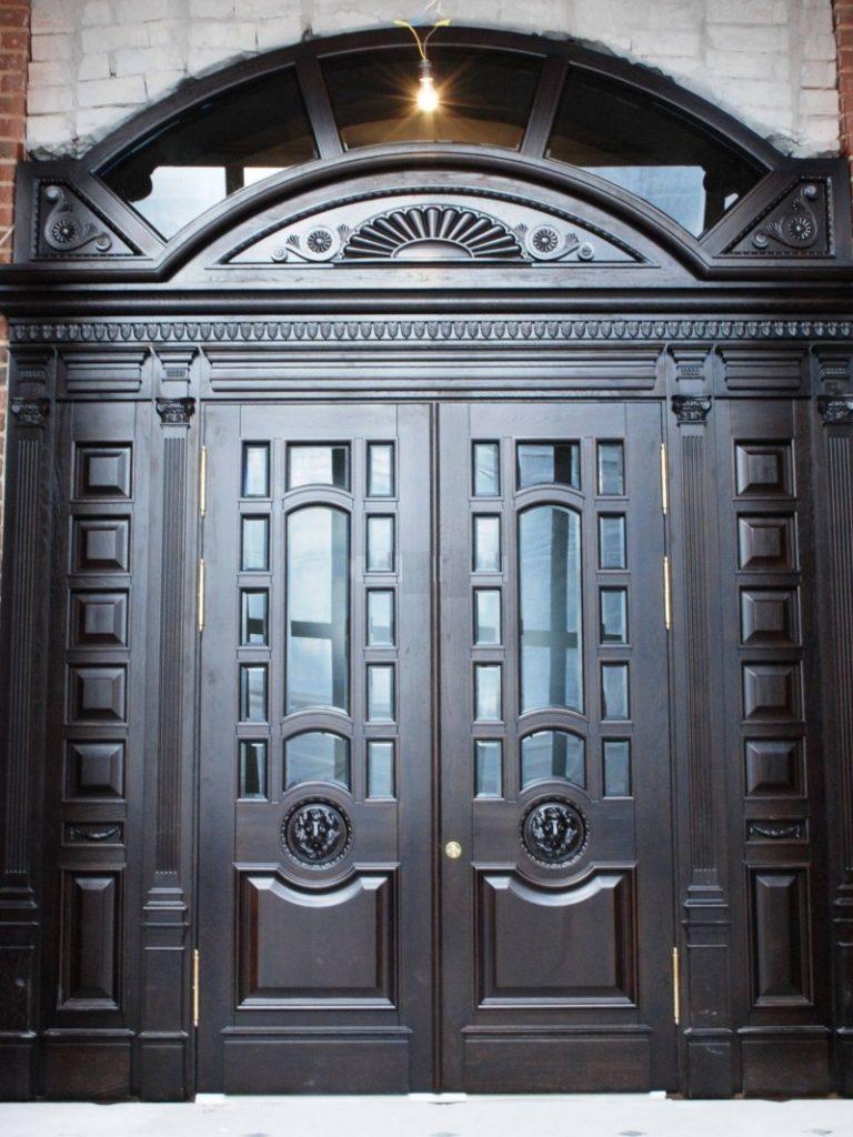 Элитные практичные двери