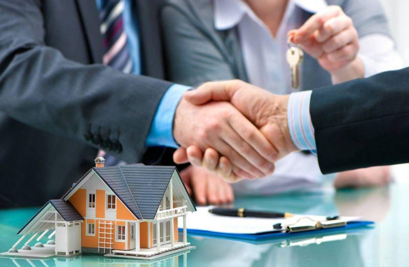 Сведения о покупке-продаже недвижимости