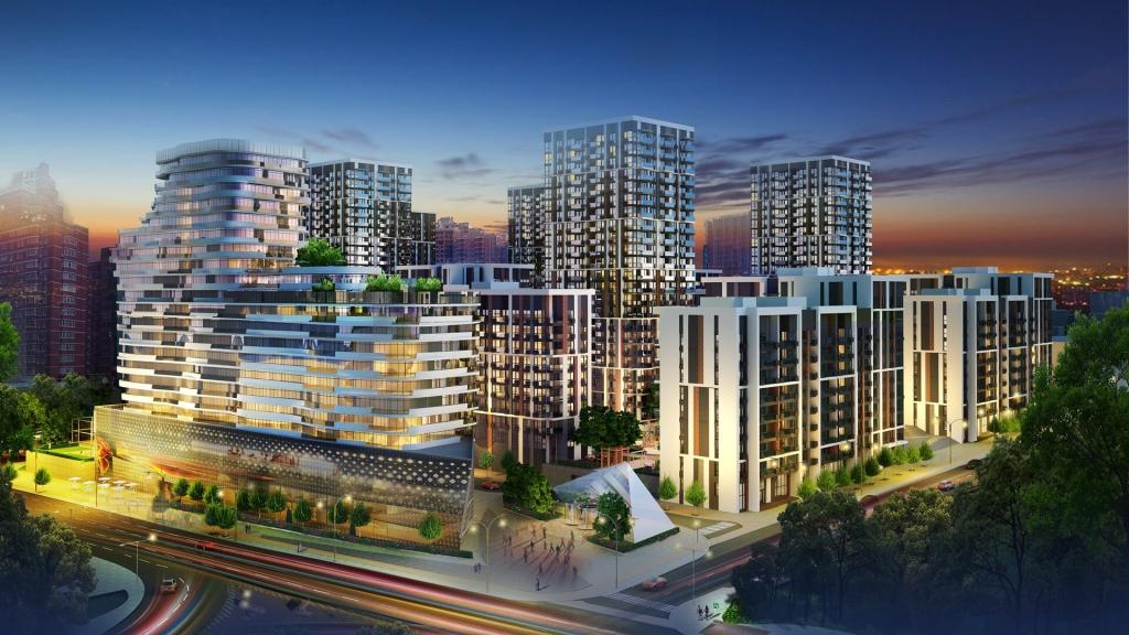 Покупка квартиры в новом ЖК