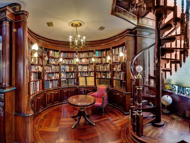 Читальный зал - домашняя библиотека