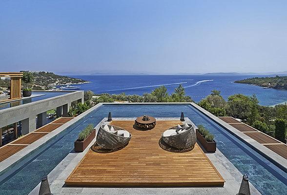 Виллы и апартаменты для отдыха на Кипре
