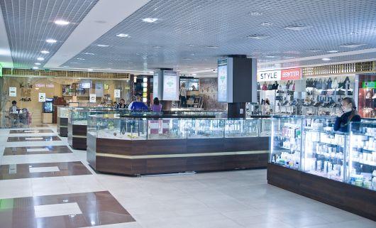 Аренда торговых площадей в торговых центрах