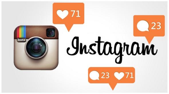 Instagram накрутка и лайки