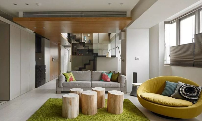Дизайн интерьера как один из элементов ремонта и строительства