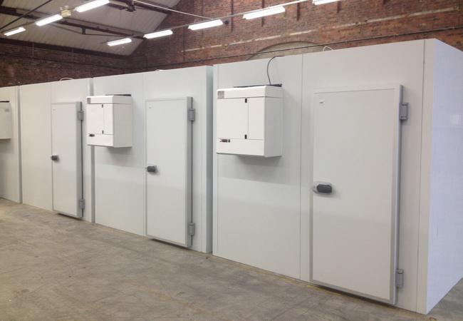 Холодильные камеры и склады, любой температурный режим